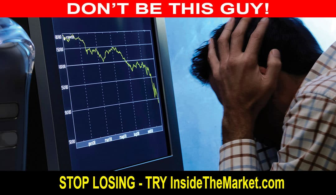 The Top 5 Reasons Traders get Jacked up in the Markets